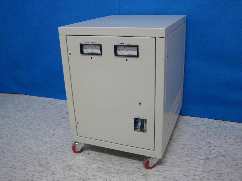 标准输出电压表/独立回授电源及内部有输出监测点端子台/桌上型10kva